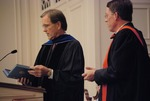 Inauguration of President Timothy Tennent - Dan Johnson