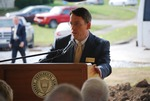 Kalas Village Groundbreaking: Tennent