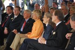 Kalas Village Groundbreaking:  Audience during Tennent speech