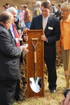 Kalas Village Groundbreaking:  Latimers
