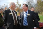Kalas Village Groundbreaking:  Lee and Birdwell