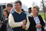 Kalas Village Groundbreaking:  Hollifield