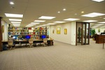 B. L. Fisher Library - Main Floor 2011
