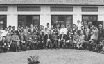 Trustee - Paul Rees in the Orient, 1960s, Group Photo