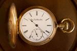 H.C. Morrison's Watch - Open