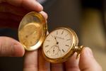 H.C. Morrison's Watch - Held