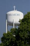 Wilmore Water Tower - Vertical