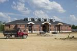 Single Dorm Construction - West View