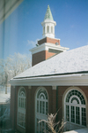 Estes Chapel - Snowy Rear Shot
