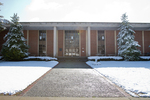 Snowy Library - Front Shot