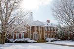 Snowy Admin Building
