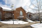 McKenna Chapel Snowy Exterior