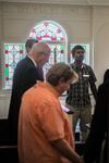 Prayer Before Chapel