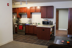Gallaway Village Kitchen - From the Common Room