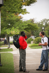 Two Male Students Talking on the Kentucky Campus - 3