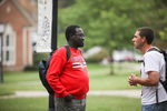Two Male Students Talking on the Kentucky Campus - 4