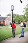 Two Male Students Talking on the Kentucky Campus - 5