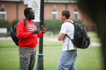 Two Male Students Talking on the Kentucky Campus - 6