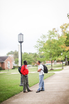 Two Male Students Talking on the Kentucky Campus - 8