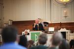 Dr. Bob Stamps Preaching in Estes Chapel - 2