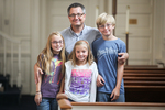 Walt Family in Estes Chapel