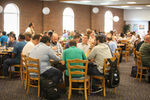 Lunch in the Dining Hall - 4