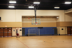 Shooting Basketball in the Gym