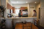 Jonas and Jessica Hamilton in Their Kitchen - 3