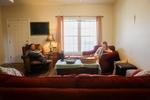 Jonas and Jessica Hamilton in Their Living Room - 4