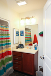 A Gallaway Village Bathroom by Asbury Theological Seminary Communications