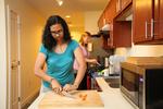 Mel Howard and Keturah Chisholm in the Kitchen - 2