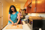 Mel Howard and Keturah Chisholm in the Kitchen - 5
