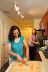 Mel Howard and Keturah Chisholm in the Kitchen - 6