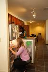 Mel Howard and Keturah Chisholm in the Kitchen - 11