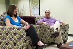 Emily Harris and Dr. Javier Sierra Talking - 5