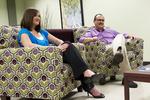 Emily Harris and Dr. Javier Sierra Talking - 7