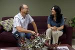 Dan McKinley and Liz Castro in Orlando - 2