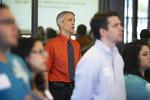 Dr. Steve Gober in Orlando Chapel