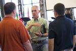 Dr. Daryl Smith in Orlando Chapel - 5