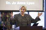 Dr. Jo Anne Lyon in Orlando Chapel - 3
