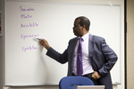 Dr. Joseph Okello Lecturing - 2