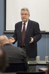 Dr. Steve Harper Lecturing
