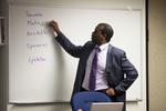 Dr. Joseph Okello Lecturing - 3