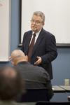 Dr. Steve Harper Lecturing - 2