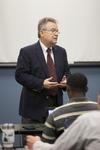 Dr. Steve Harper Lecturing - 3