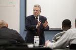 Dr. Steve Harper Lecturing - 6
