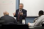 Dr. Steve Harper Lecturing - 7