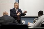 Dr. Steve Harper Lecturing - 8