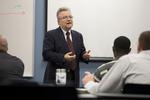Dr. Steve Harper Lecturing - 10