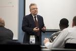 Dr. Steve Harper Lecturing - 11